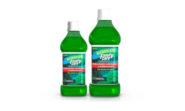 Alcoholado verde