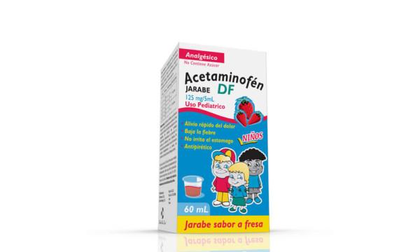 Acetaminofen Jarabe. 60mL