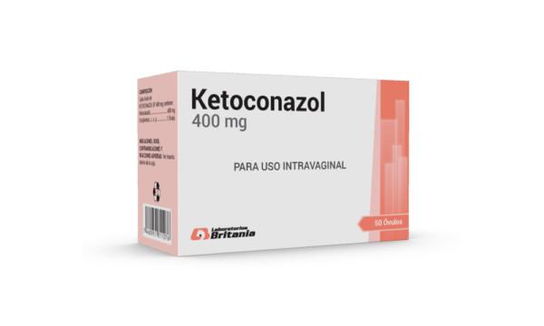 Ketoconazol 400_100 Ovulos